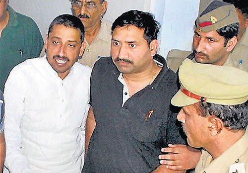 'Remorseless' Masood arrested for 'chop Modi' remark