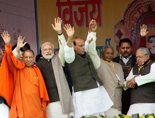 NDA to be largest alliance, but short of majority