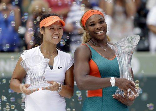 Serena stunned by unseeded Cepelova