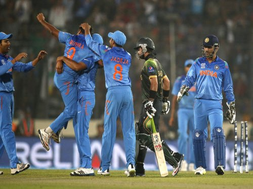 India claim numero uno spot in ICC rankings