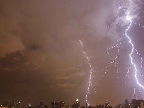 New laser tech could steer lightning away from buildings