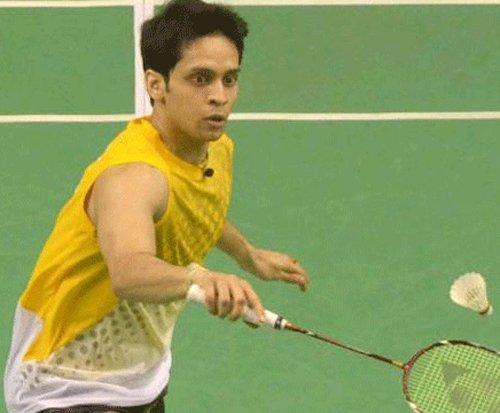 Kashyap stuns Zhengming in India Open