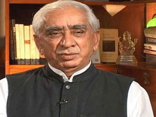 BJP not fit to govern India: Jaswant Singh