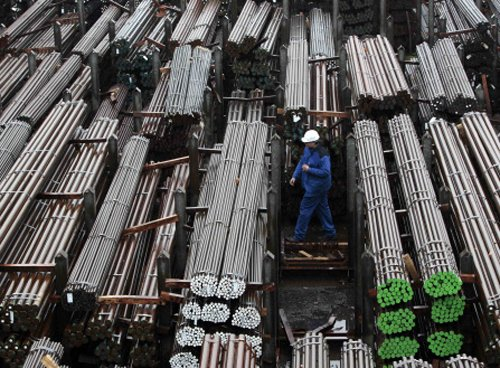 Steel prices may fall further: Experts