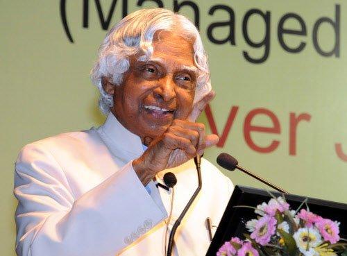 Kalam calls for uniform distribution of resources