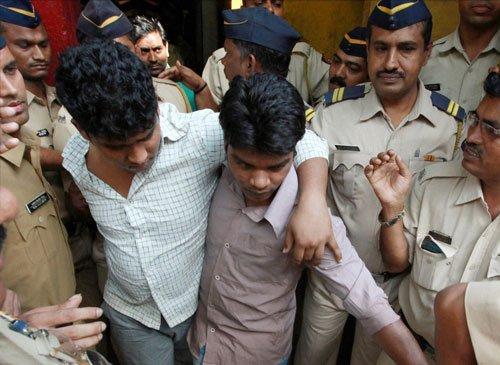 Three held guilty of both gang rapes in Shakti Mills