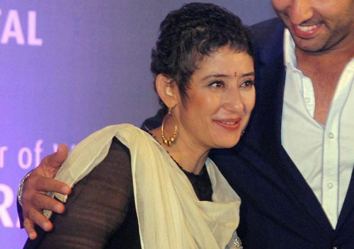 I want to see myself on screen: Manisha Koirala