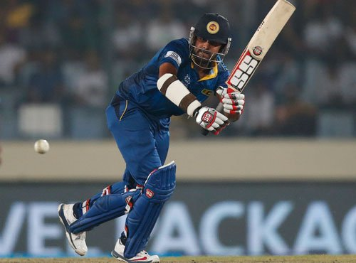Thirimanne, Mathews take Sri Lanka to 160/6