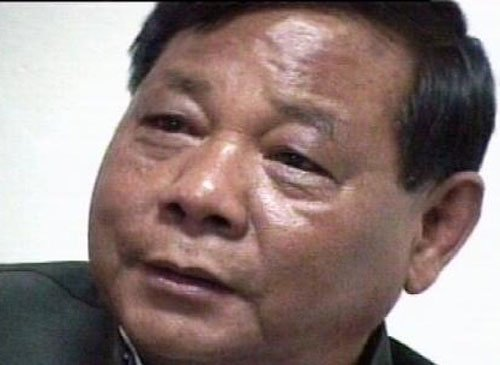Sangma supports creation of smaller states