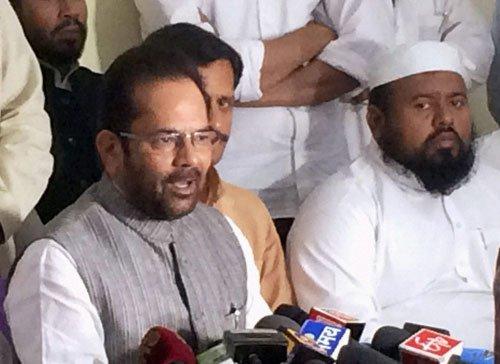 BJP asks EC to bar telecast of Cobrapost sting on Babri issue
