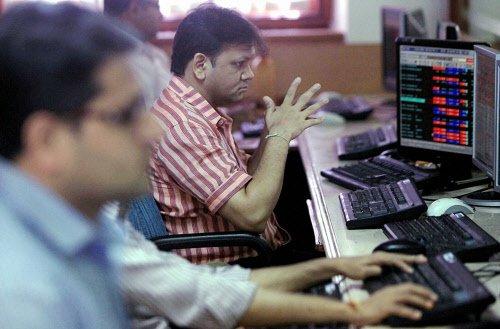 Sensex drops 149 pts on profit-booking; IT stocks hit