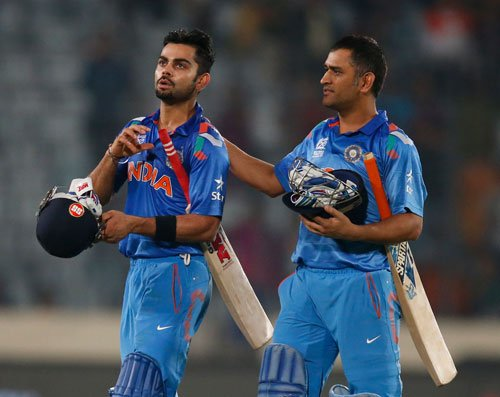 We had self-belief to chase the target: Dhoni
