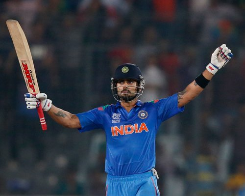 Kohli stunner fuels Indian surge