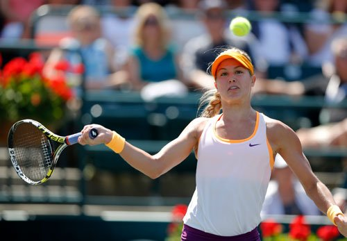 Bouchard overcomes Venus
