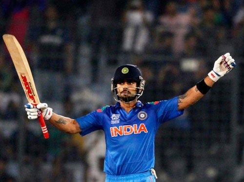 It's my best Twenty20 innings, says Kohli