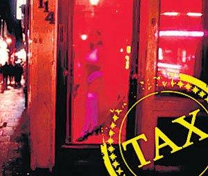 I-T department raids Kolkata's red-light area