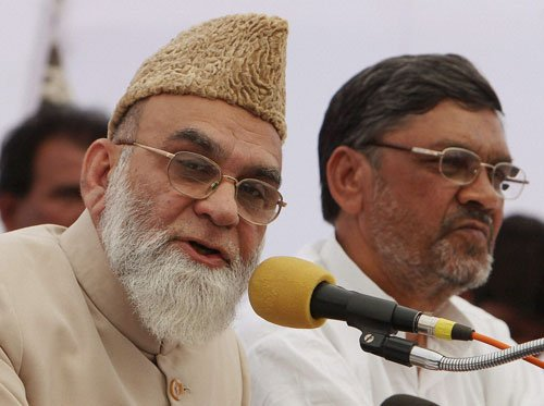 Vote for Cong: Bukhari to Muslims