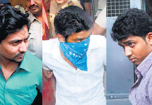 3 get death for repeat offence in gang-rape