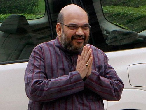 Congress moves Election Commission on Amit Shah