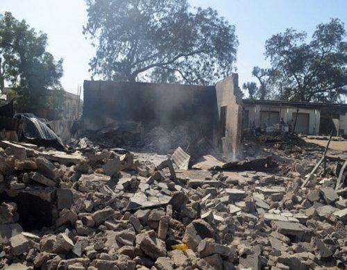 Gunmen attack mosque in northeast Nigeria, kill 20