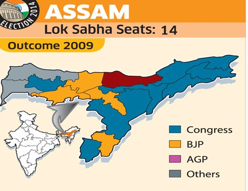 New wave in North East; hard for BJP to break Cong fort