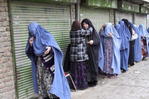 Afghanistan runs out of ballot papers