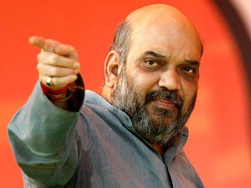 "BJP defends Amit Shah's ""revenge"" remarks"