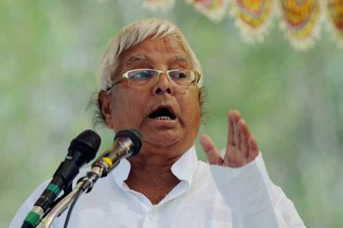 No alliance with Congress in 5 assembly seats: Lalu