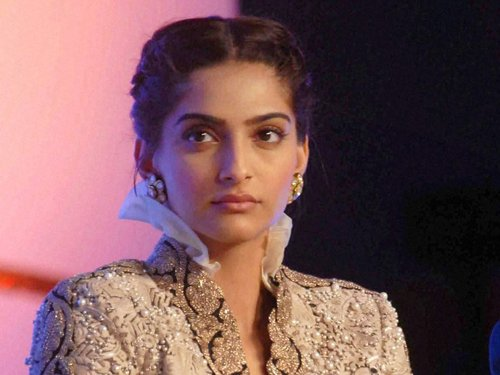 Sonam nervous about brother's Bollywood debut