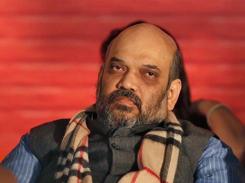 "Shah booked for his ""revenge"" remark"