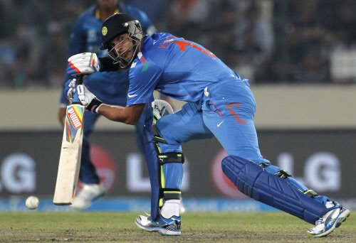 Don't single out Yuvraj, says Yograj