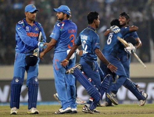 SL beat India by six wickets; Kohli's 77 goes in vain