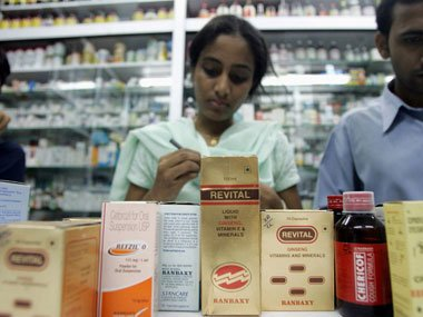 Sun Pharma to buy Ranbaxy in all stock deal valued at USD3.2bn