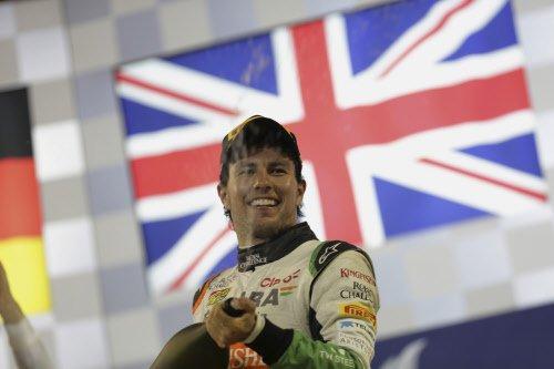 Perez fuels Force India dreams