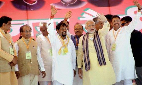 BJP fancies victory in Haryana