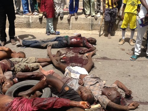150 killed in Nigeria attacks