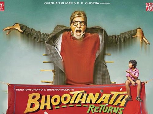 'Bhoothnath Returns' emphasises on importance of voting: Big B