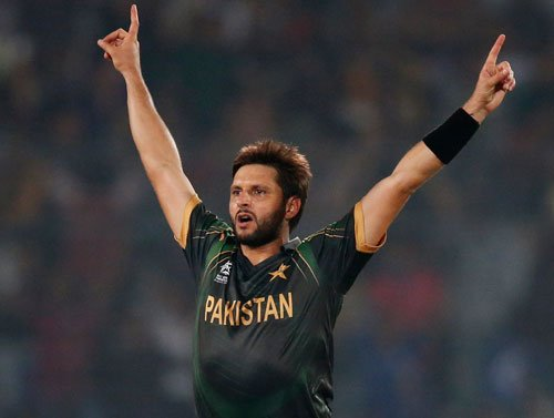 PCB issues show cause notice to Afridi