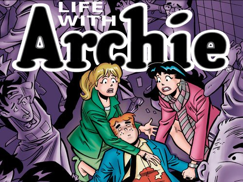 Archie will be killed off in upcoming comic book