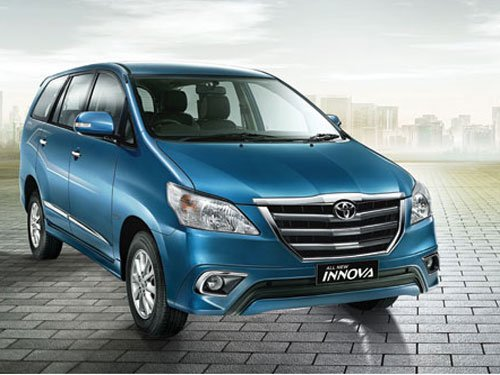 Toyota India to recall 44,989 units of Innova