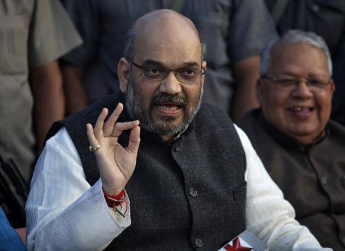 Amit Shah moves HC against FIRs on hate speeches