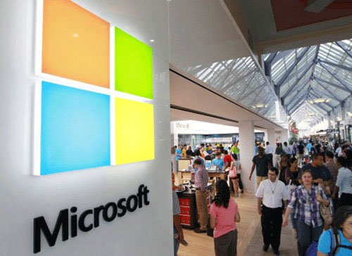 Indian software mkt up 10% to $4.7 bn; Microsoft tops tally