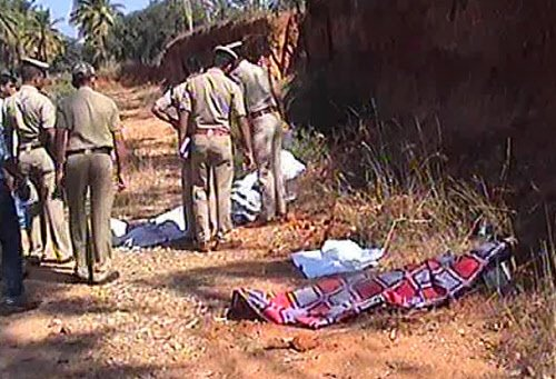 Constable guns down three colleagues in Jharkhand