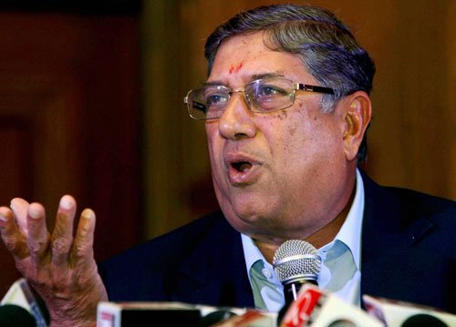 Disgruntled Verma writes to ICC on Srinivasan