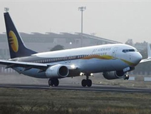 Out of contact, Jet flight  causes panic