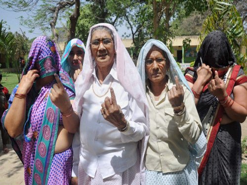 Safety, stability, inflation: issues for Delhi women voters