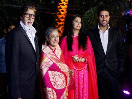 Family's presence best b'day gift for Jaya Bachchan
