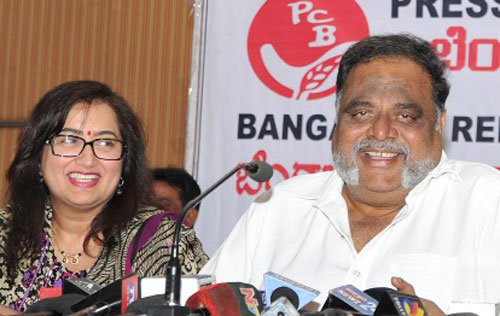 Ambarish returns to warm welcome from supporters