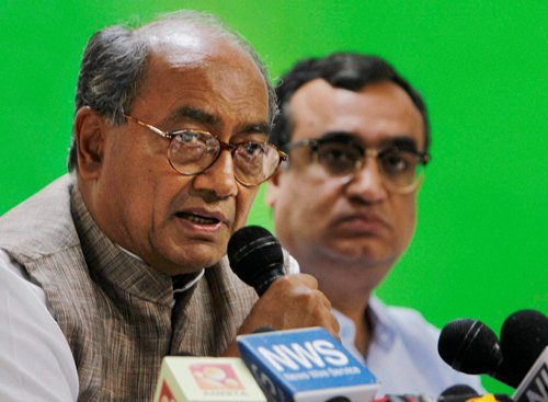 Will not hide status like Modi if I remarry: Digvijay
