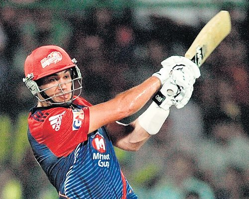 Taylor excited about return to Daredevils